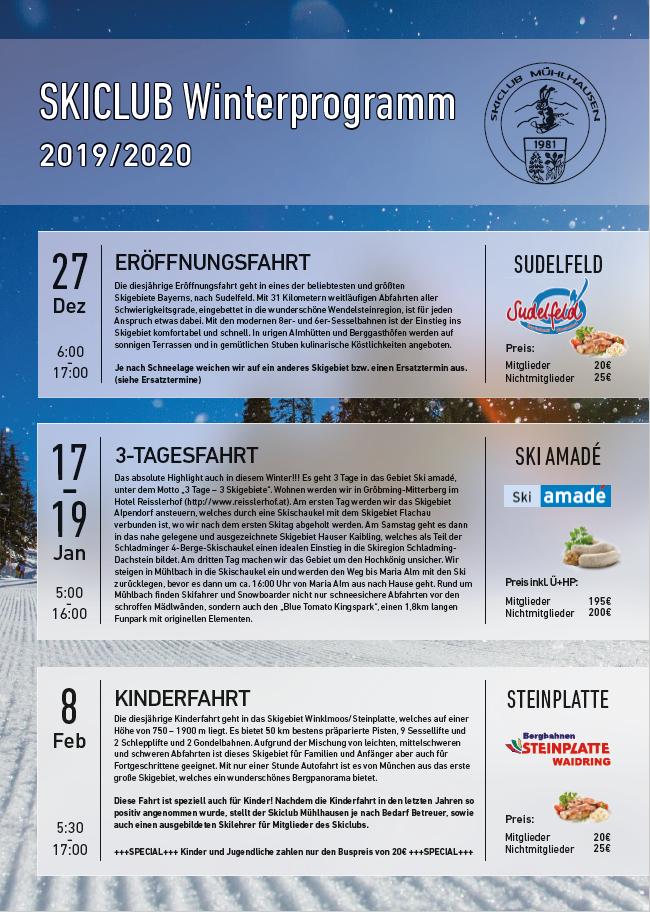 Winterprogramm Skiclub Mühlhausen 2019_2020_1