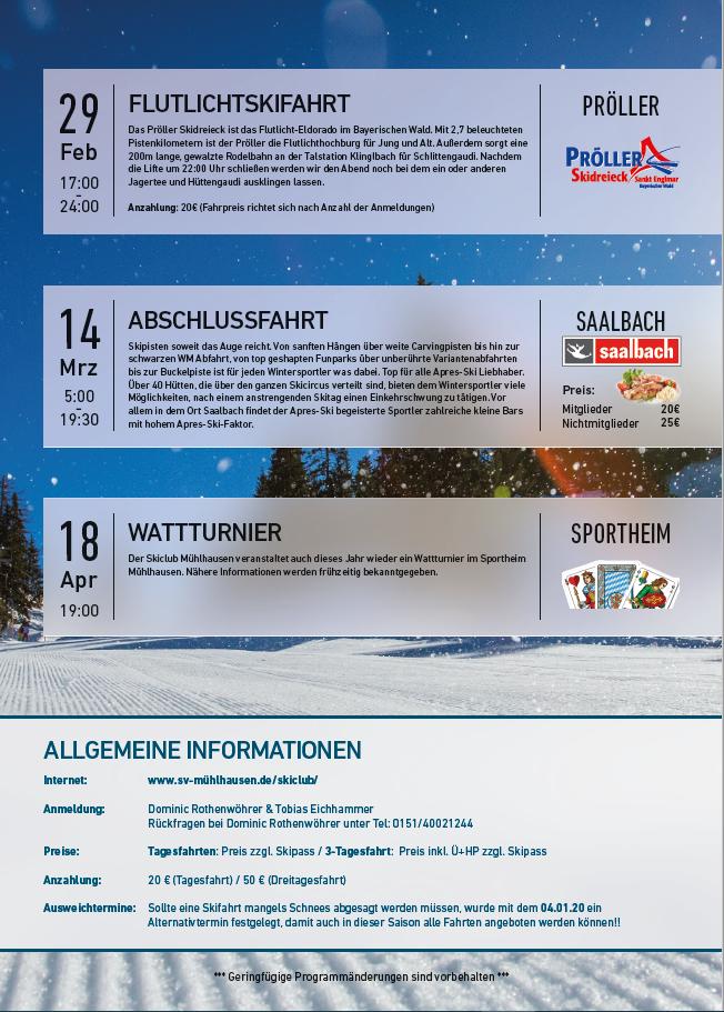 Winterprogramm Skiclub Mühlhausen 2019_2020_2