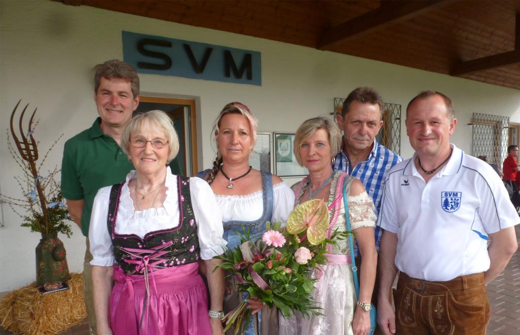 Sportheim Team 2017