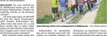 """Gründung der Abteilung """"FIT & FUN"""""""
